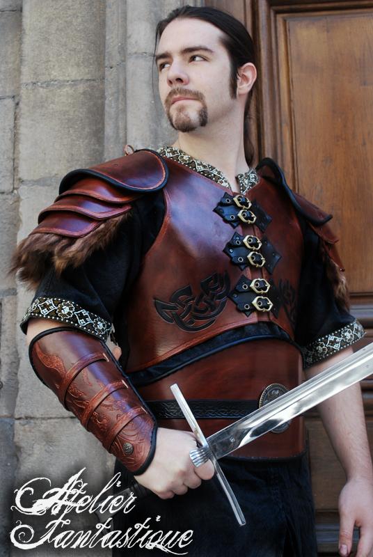armure-cuir-celtique