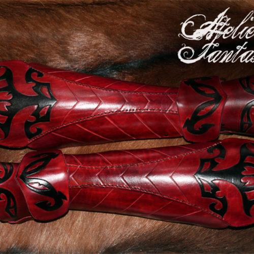 armure-dragon-cuir