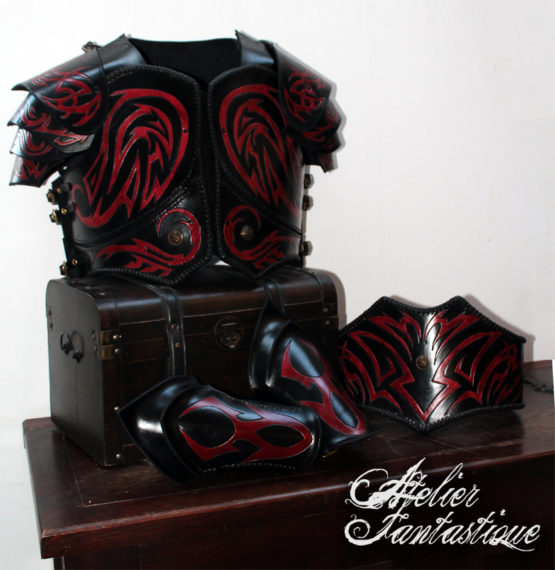 armure-tribale