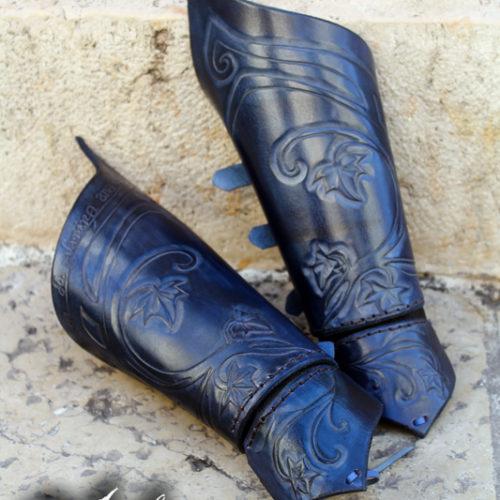 brassard-elfique-en-cuir