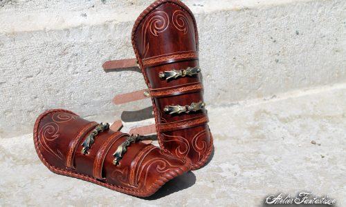 brassards-cuir