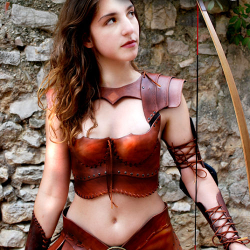 girl-leather-armor