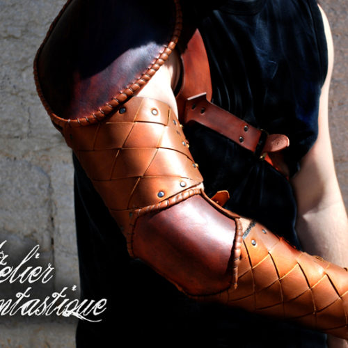 leather-arm