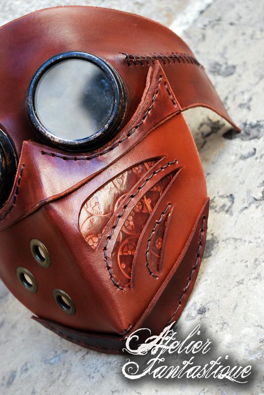 masque-cuir