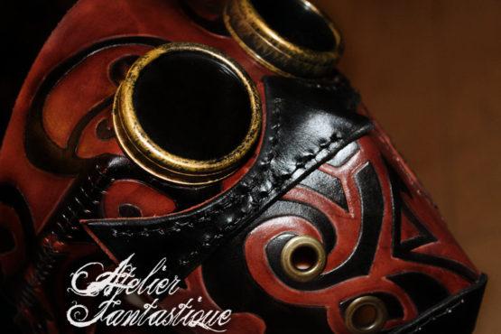 masque-maori