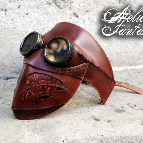 masque-steampunk-en-cuir