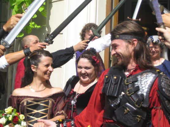 medieval-mariage