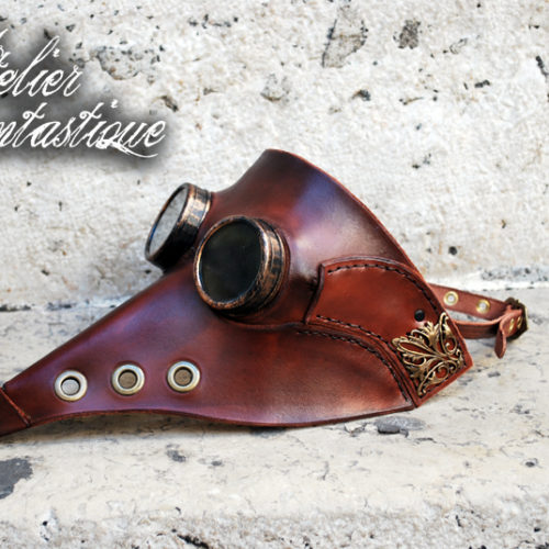 plague-doctor-leather-mask