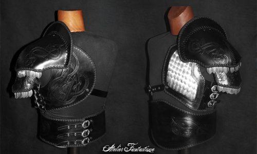 armure-cuir-noir