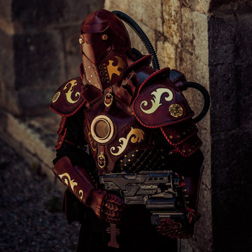 armure-de-cuir-steampunk-surmesure