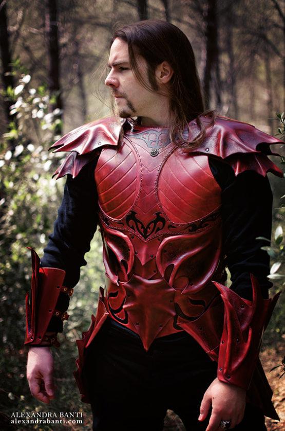armure-cuir-dragon
