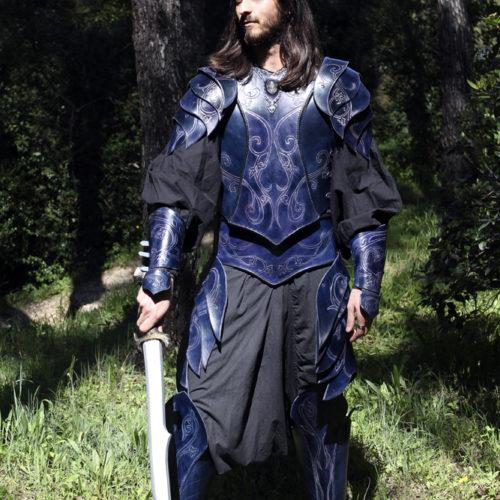 armure-en-cuir-elfique