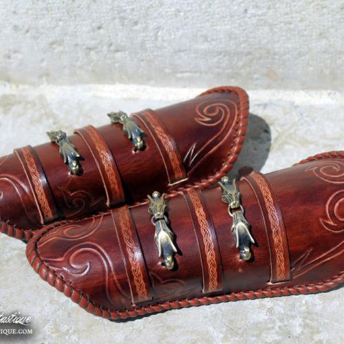 brassard-cuir